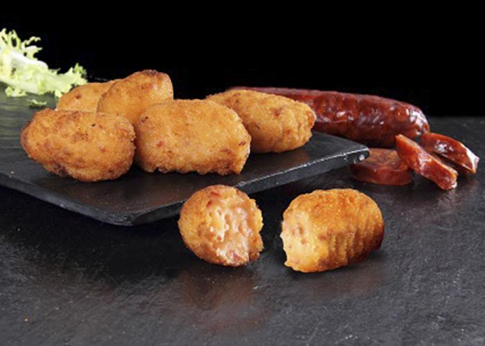 Tintenfisch-und-Chorizo-Ibérico-Kroketten-von-Gorena-1