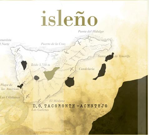 Isleno Blanco_logo